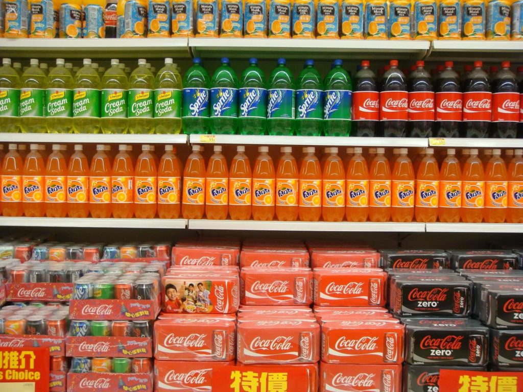 Top 10 Popular Soft Drinks in the World